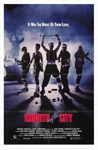 Knights of the City - 11 x 17 Movie Poster - Style A
