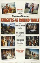 Knights of the Round Table - 27 x 40 Movie Poster - Style C