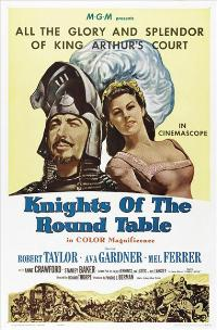 Knights of the Round Table - 11 x 17 Movie Poster - Style B