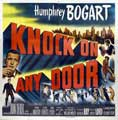 Knock on Any Door - 11 x 14 Movie Poster - Style B