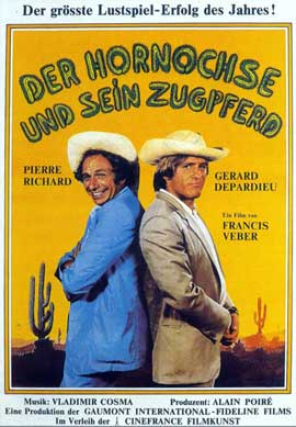 Knock On Wood - 11 x 17 Movie Poster - German Style A