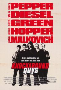 Knockaround Guys - 27 x 40 Movie Poster - Style B