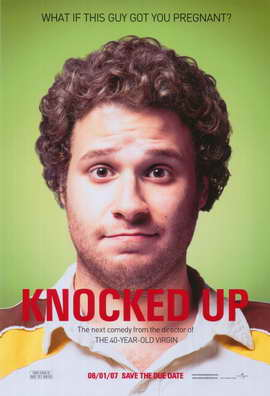Knocked Up - 11 x 17 Movie Poster - Style A