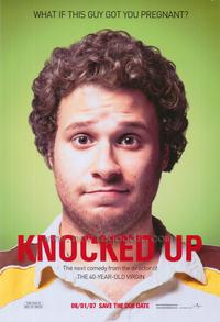 Knocked Up - 43 x 62 Movie Poster - Bus Shelter Style A