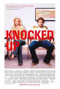 Knocked Up - 43 x 62 Movie Poster - Bus Shelter Style B