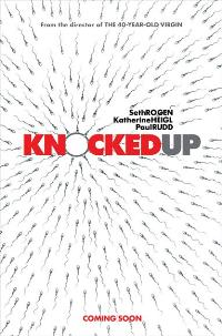 Knocked Up - 27 x 40 Movie Poster - Style C