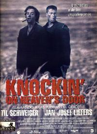 Knockin' on Heaven's Door - 27 x 40 Movie Poster - Spanish Style A