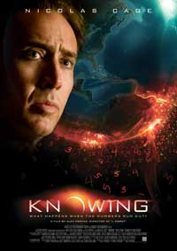 Knowing - 27 x 40 Movie Poster - Style B