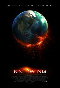 Knowing - 11 x 17 Movie Poster - Style D