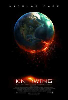 Knowing - 27 x 40 Movie Poster - Style C