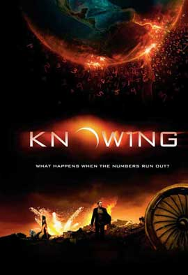 Knowing - 27 x 40 Movie Poster - Style D