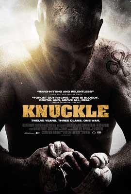 Knuckle - 11 x 17 Movie Poster - Style A