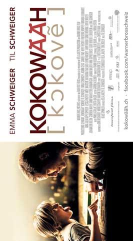 Kokowaah - 20 x 40 Movie Poster - Swiss Style A