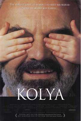 Kolya - 11 x 17 Movie Poster - Style A