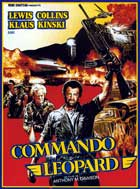 Kommando Leopard - 11 x 17 Movie Poster - French Style A