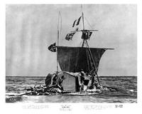 Kon-Tiki - 8 x 10 B&W Photo #1