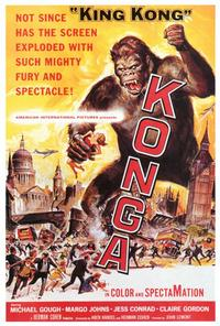 Konga - 27 x 40 Movie Poster - Style A