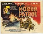 Korea Patrol - 22 x 28 Movie Poster - Half Sheet Style A