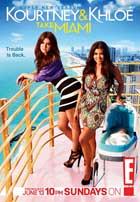Kourtney & Khloe Take Miami (TV) - 11 x 17 TV Poster - Style A