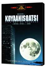Koyaanisqatsi - 11 x 17 Movie Poster - Style A - Museum Wrapped Canvas