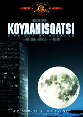 Koyaanisqatsi - 11 x 17 Movie Poster - Style A