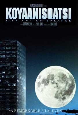 Koyaanisqatsi - 27 x 40 Movie Poster - Style B