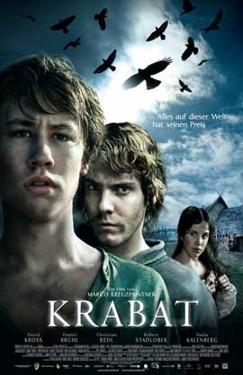Krabat - 11 x 17 Movie Poster - Danish Style A