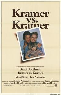 Kramer vs. Kramer - 11 x 17 Movie Poster - Style A - Museum Wrapped Canvas
