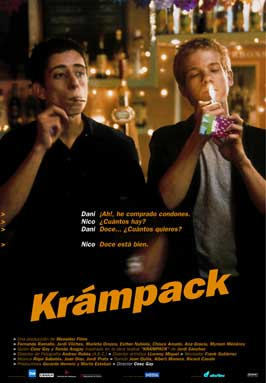Kr�mpack - 11 x 17 Movie Poster - Spanish Style A