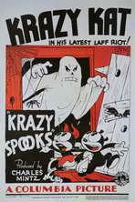 Krazy Kat - 11 x 17 Movie Poster - Style B