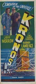 Kronos - 14 x 36 Movie Poster - Australian Style A