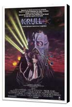 Krull - 27 x 40 Movie Poster - Style A - Museum Wrapped Canvas