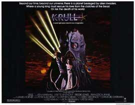 Krull - 11 x 14 Movie Poster - Style A