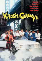 Krush Groove - 11 x 17 Movie Poster - Style B