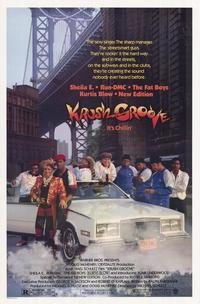 Krush Groove - 43 x 62 Movie Poster - Bus Shelter Style A
