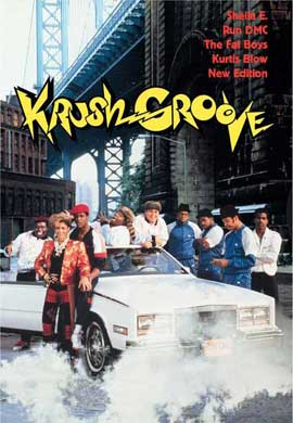 Krush Groove - 27 x 40 Movie Poster - Style B