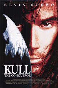 Kull the Conquerer - 11 x 17 Movie Poster - Style B