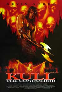 Kull the Conquerer - 11 x 17 Movie Poster - Style C