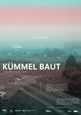 Kummel baut - 43 x 62 Movie Poster - German Style A