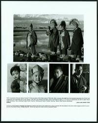 Kundun - 8 x 10 B&W Photo #2