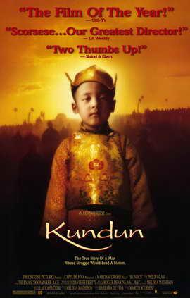 Kundun - 11 x 17 Movie Poster - Style A