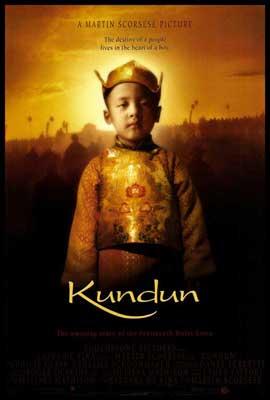 Kundun - 27 x 40 Movie Poster - Style B