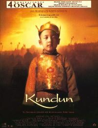 Kundun - 11 x 17 Movie Poster - Spanish Style A