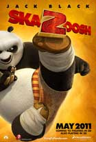 Kung Fu Panda 2 - 11 x 17 Movie Poster - Style B