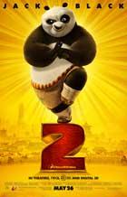 Kung Fu Panda 2 - 11 x 17 Movie Poster - Style E
