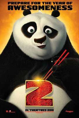Kung Fu Panda 2 - 11 x 17 Movie Poster - Style A