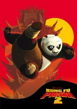 Kung Fu Panda 2 - 11 x 17 Movie Poster - Style C