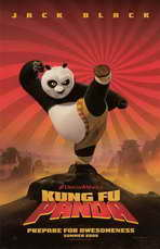 Kung Fu Panda - 11 x 17 Movie Poster - Style A