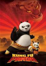 Kung Fu Panda - 11 x 17 Movie Poster - Style B