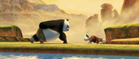 Kung Fu Panda - 8 x 10 Color Photo #8